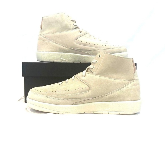 18ededf5c5a1f9 AIR JORDAN II 2 RETRO DECON